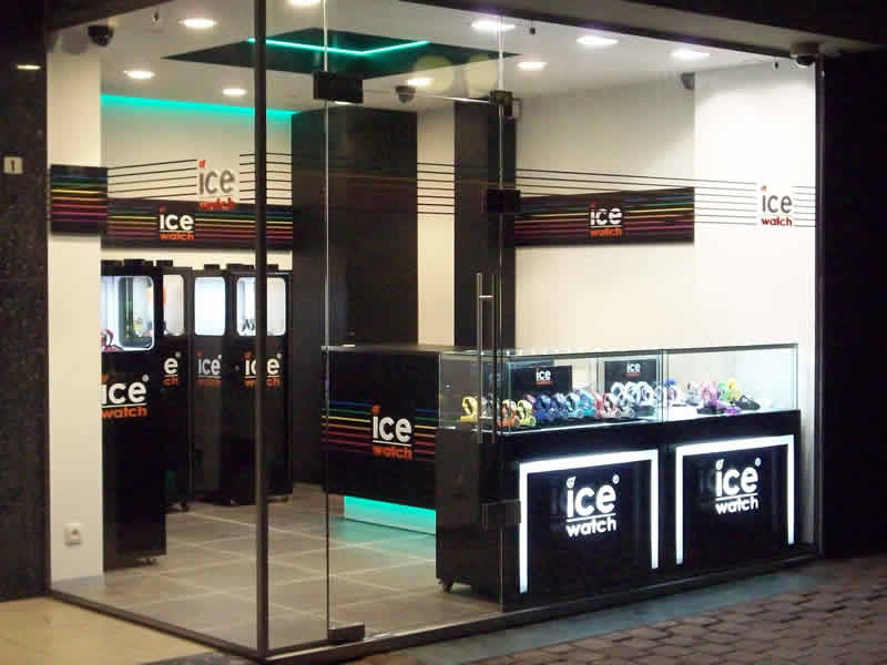 Welkom Ice-Watch store De Panne